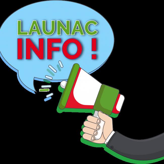 Pas de réouverture des écoles à Launac