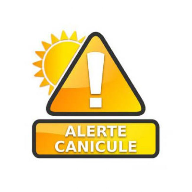 Alerte Canicule