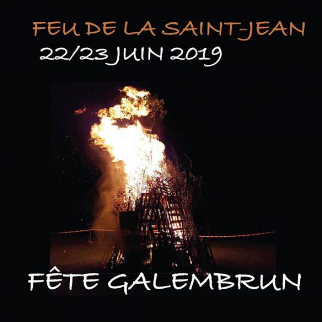 Fête de la Saint-Jean à Galembrun