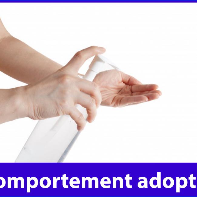 Comportement à adopter