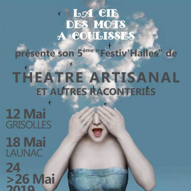 5e Festiv'Hall le 18 Mai à Launac